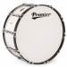 traditional Series Bass Drum in Ivory White Lacquer - IWC